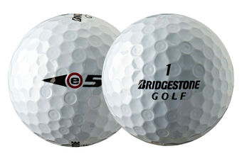 Bridgestone E5 2 Ball Pack