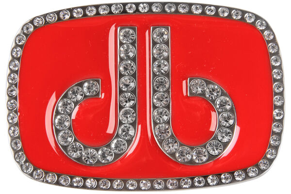 Druh Diamonte Buckle