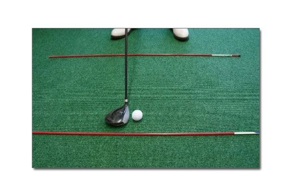PGA Tour Alignment Stick Set