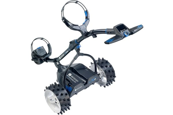 Wheels Motocaddy Hedgehog