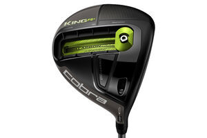 Cobra Golf King F6 Turbulance Driver