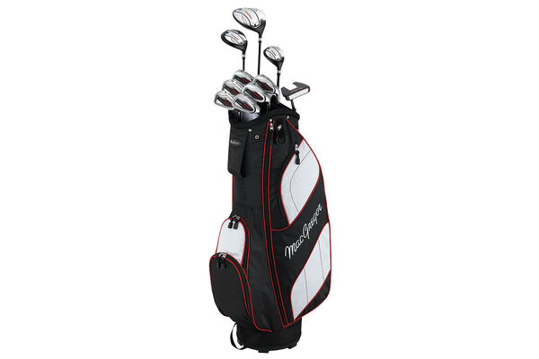 MacGregor CG1900 Graphite Package Set Cart