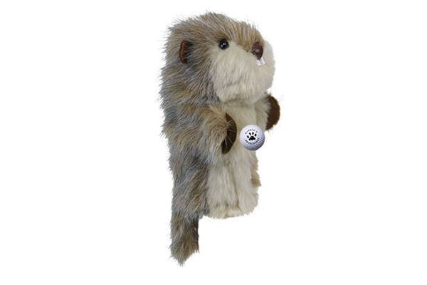 Daphnes Gopher Head Cover