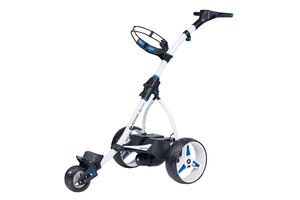 Motocaddy S5 Connect Extended Range Lithium Electric Trolley
