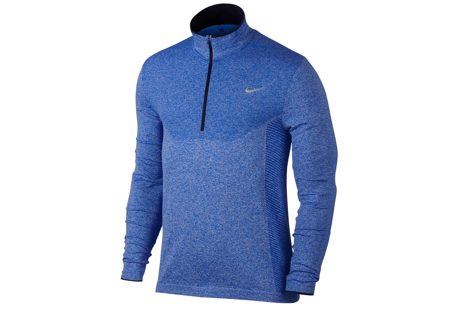 Nike Golf Dri-Fit Knit Zip Sweater Online Golf