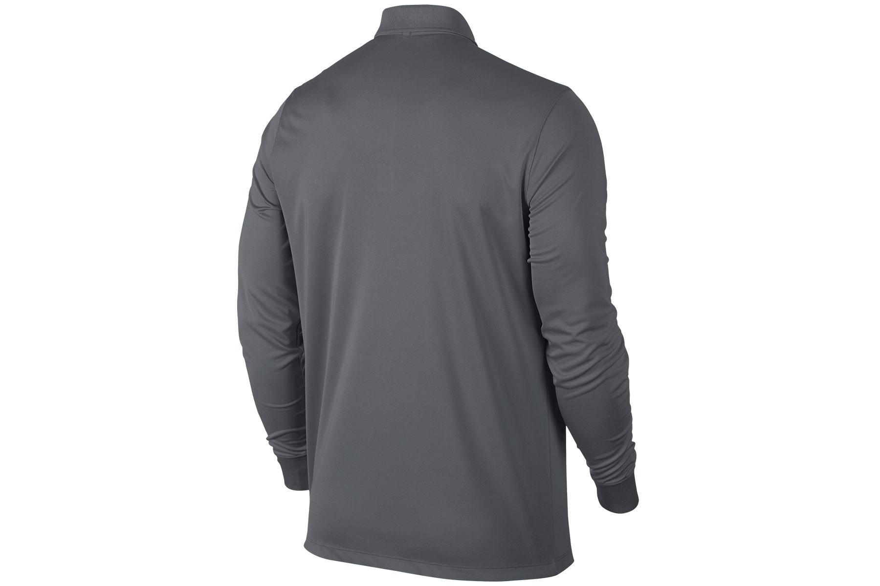 Nike golf victory long sleeve polo shirt online golf for Nike golf victory polo shirt