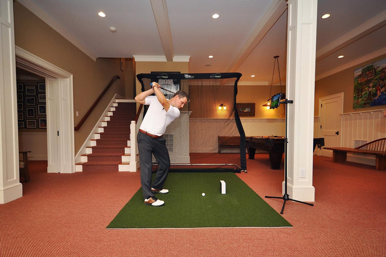 Skytrak Personal Launch Monitor Amp Simulator Online Golf