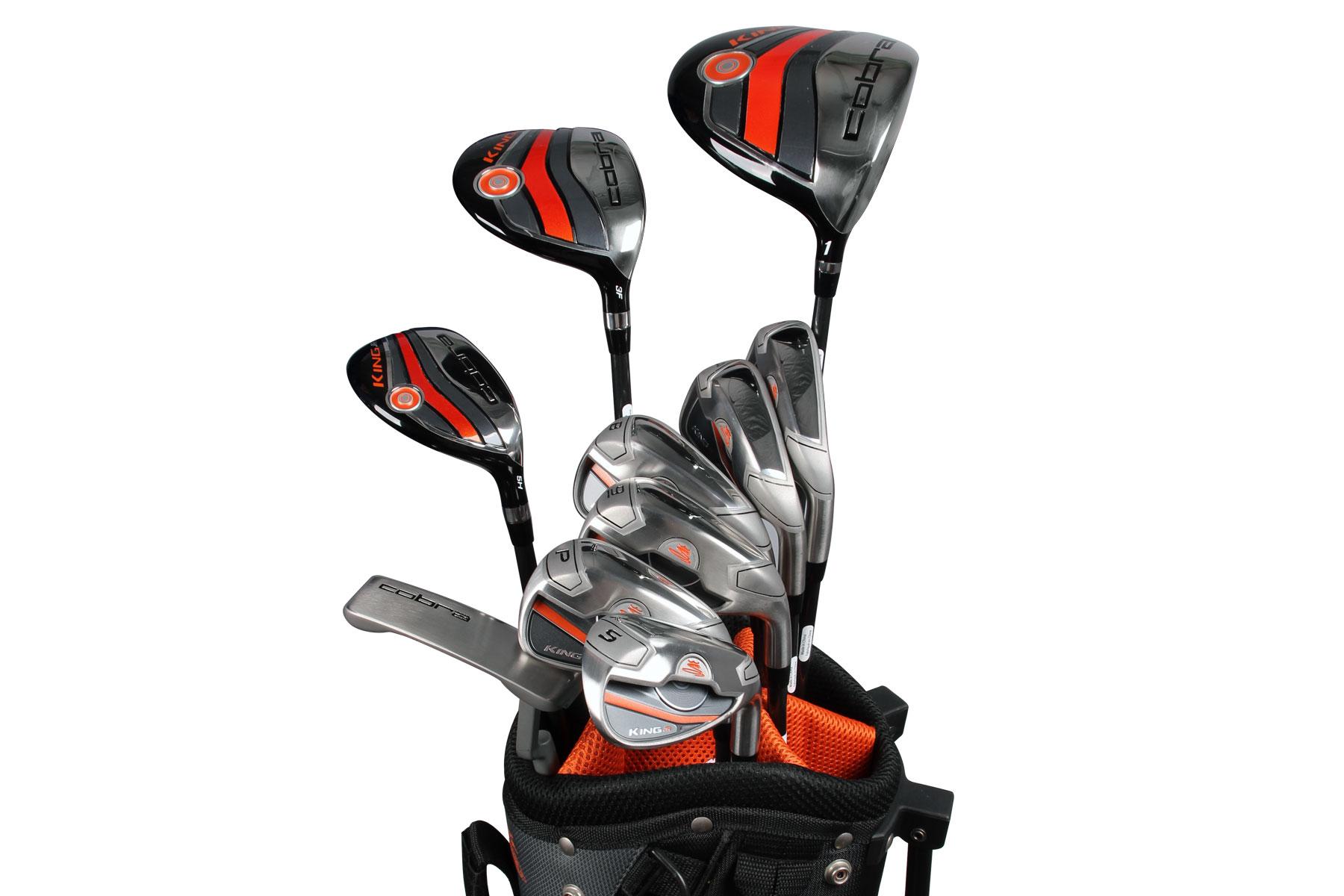 52e5367b3ef6 Cobra Golf King Junior Age 13-15 Package Set   Online Golf