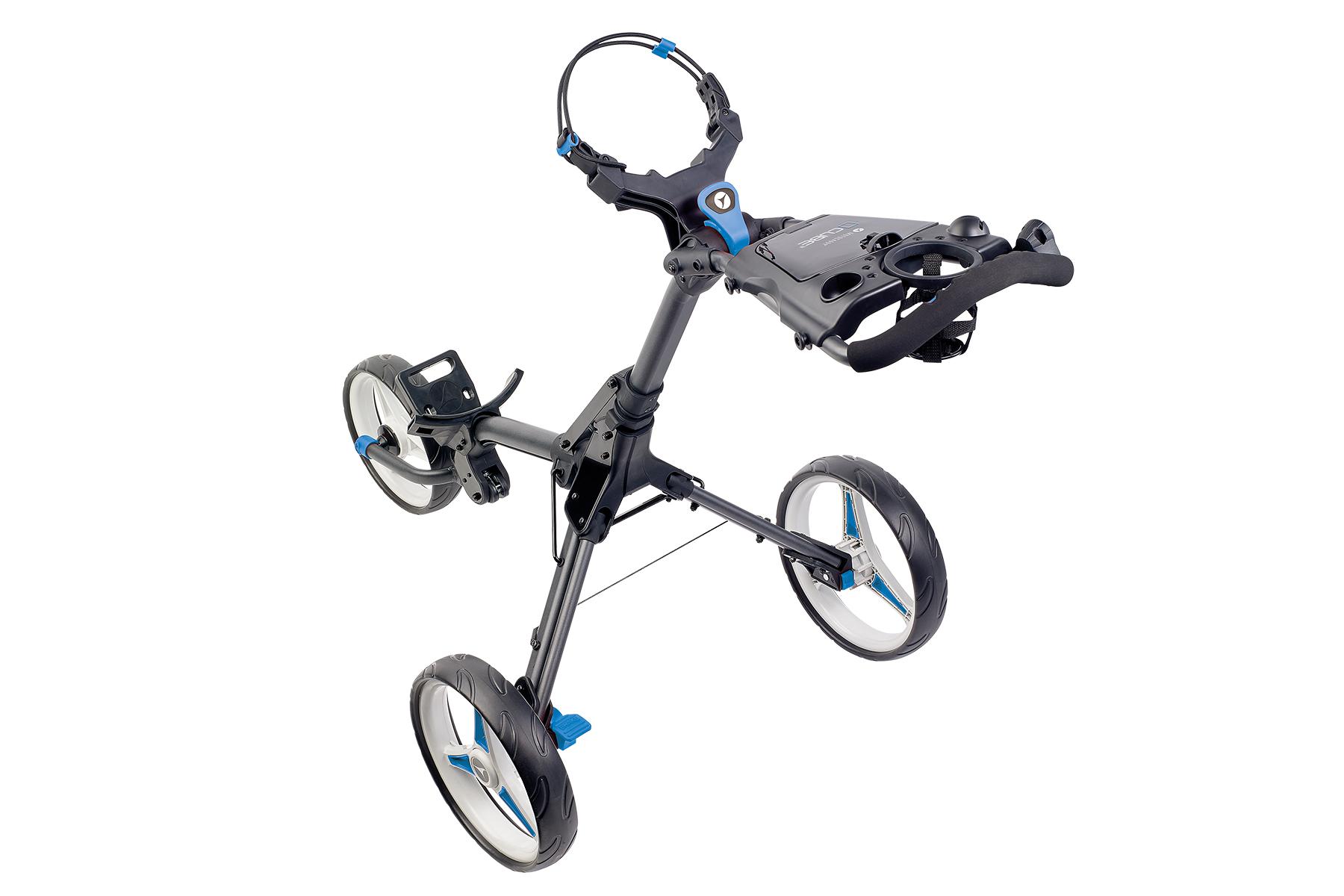 Motocaddy Cube 3 Push Trolley Online Golf