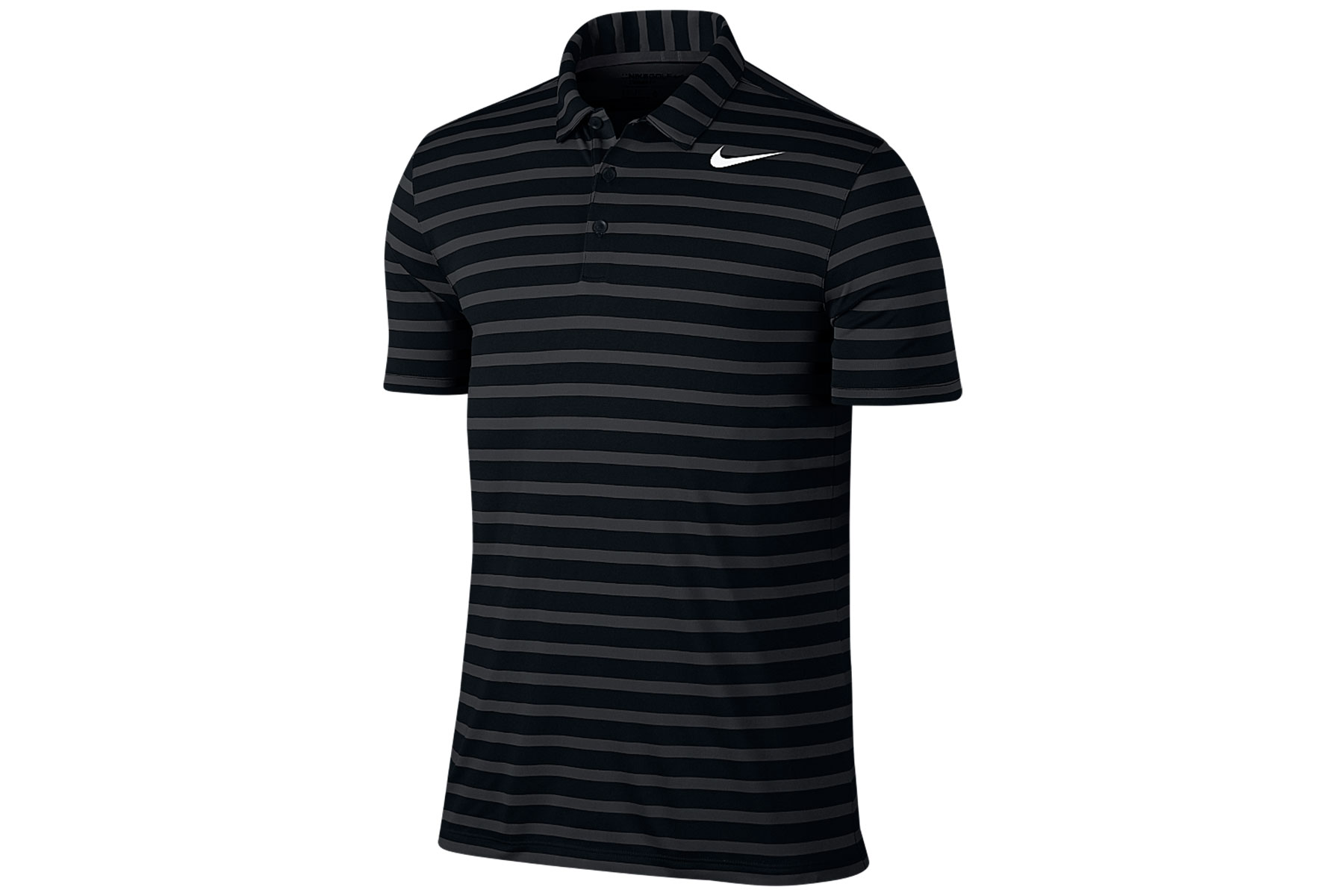 Nike golf breathe stripe polo shirt online golf for Nike polo golf shirts