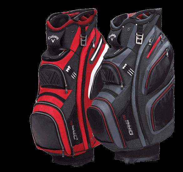 Callaway Golf Chev Org 15 Cart Bag 2017
