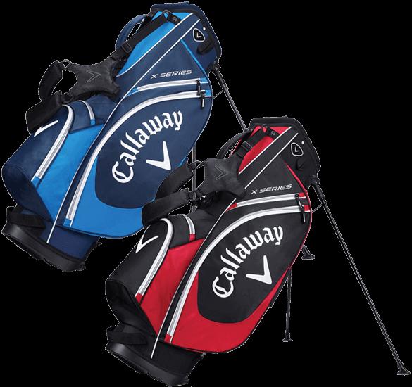 Callaway Golf X Series Stand Bag 2017