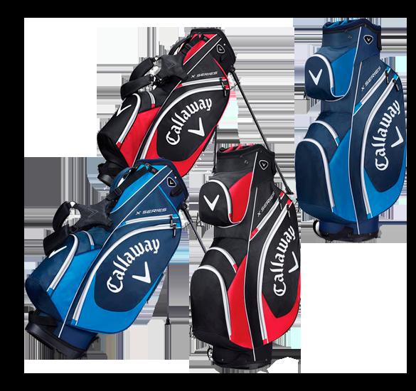 callaway x series bag