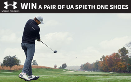 Competition UnderArmour Jordan Speith One Shoes