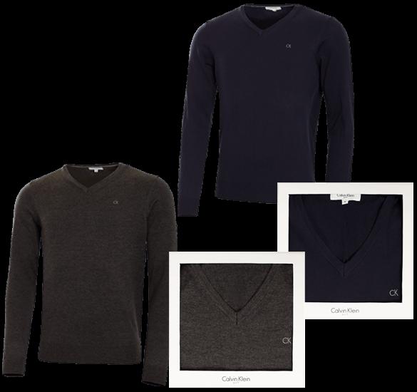 Calvin Klein Box Sweater