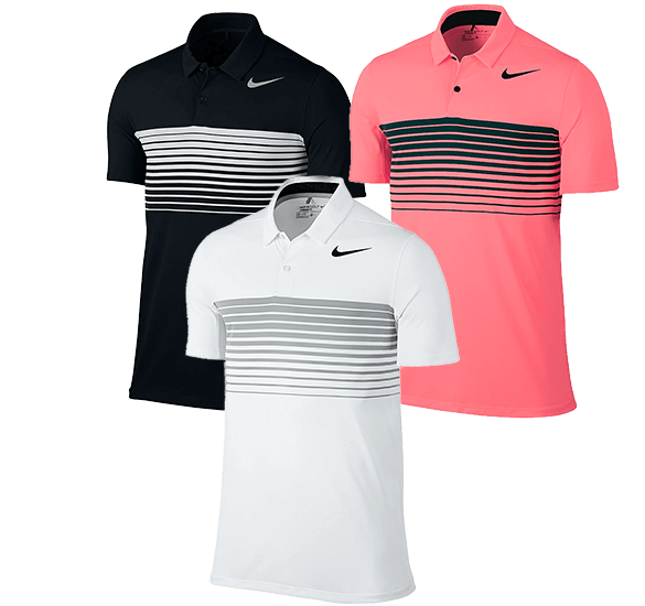 Nike Golf Mobility Speed Polo Shirt