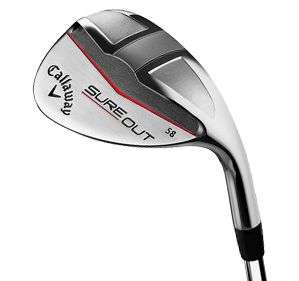 Callaway Golf Sure Out Wedge