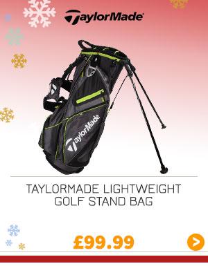 TaylorMade Lightweight Golf Stand Bag