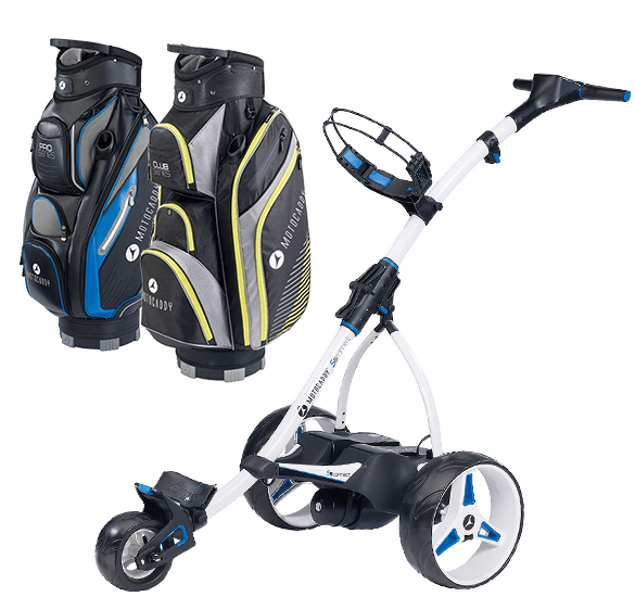 Motocaddy Free Bag Gift