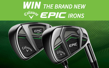 Competition Callaway Epic Irons