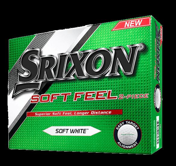 Srixon Soft Feel 12 Golf Balls 2016