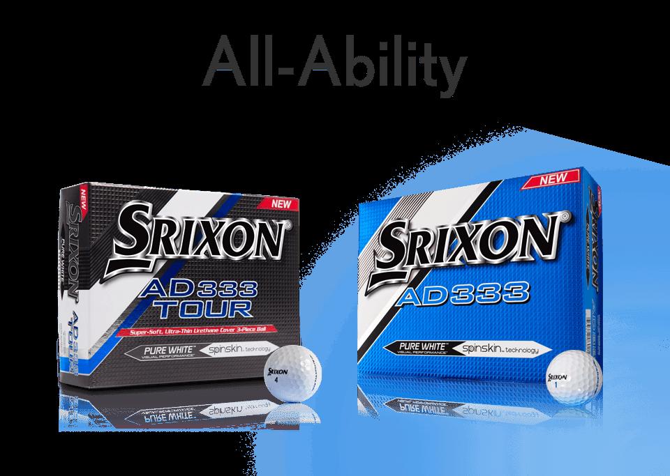 All Ability Golf Balls