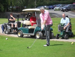 Find out more about Disabled Golf Association