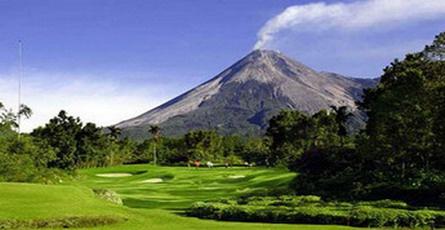 Merapi Golf Course