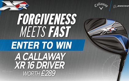 Callaway XR16 Competition