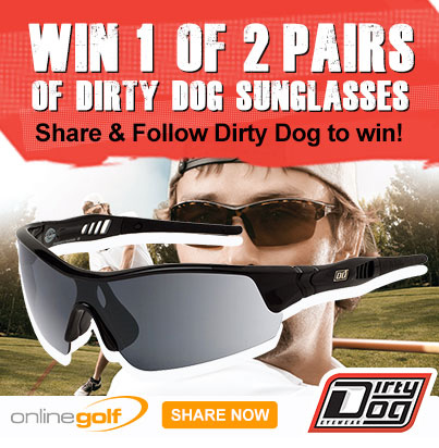Simply Follow Dirty Dog & Share to Enter
