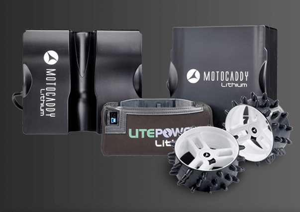 Motocaddy Battery Accessories