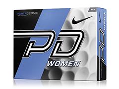 Ladies Golf Balls