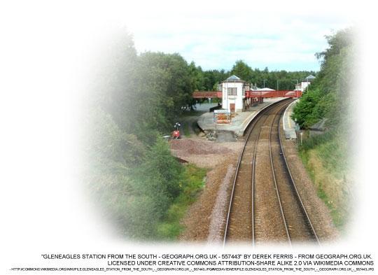Gleneagles Station