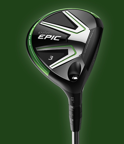 Great Big Bertha Epic Fairway