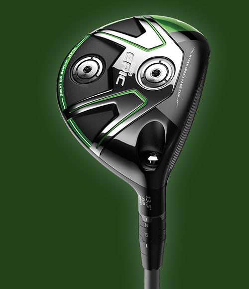 Great Big Bertha Epic Sub Zero Fairway