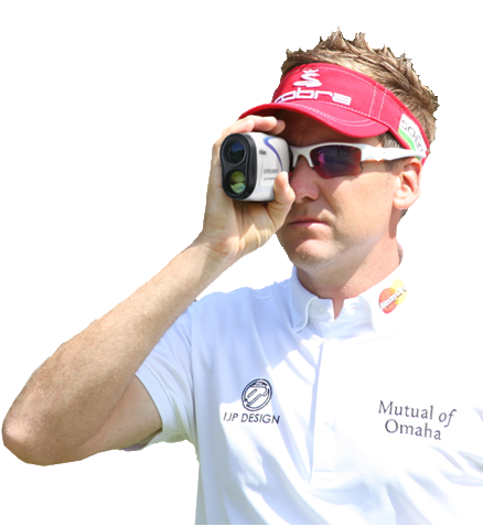 ian poulter uses coolshot