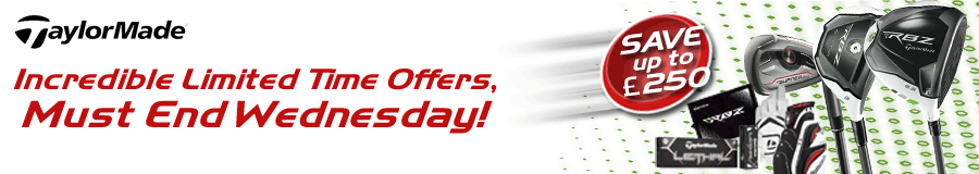 TaylorMade Limited Offers