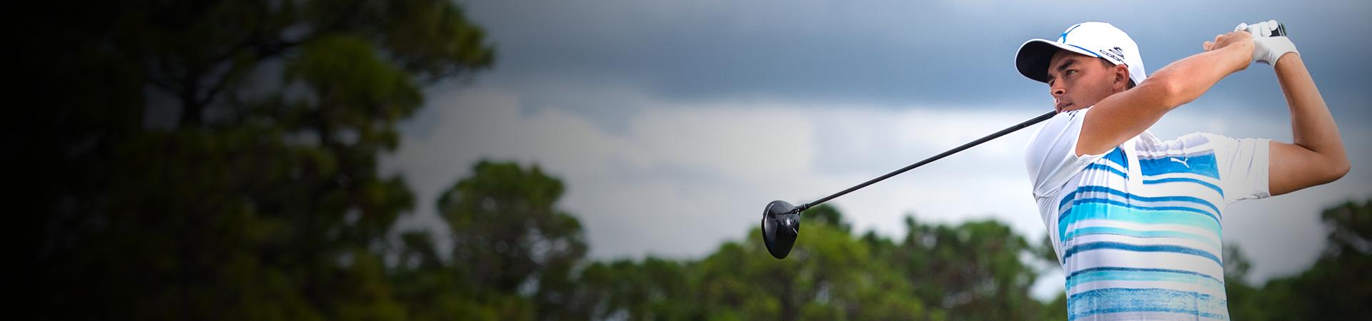 Puma Golf - Rickie Fowler Hero Image
