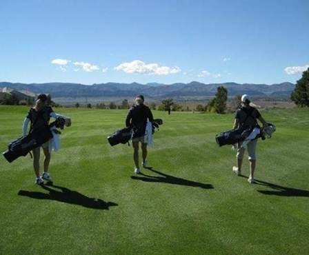 Ladies Golf 2