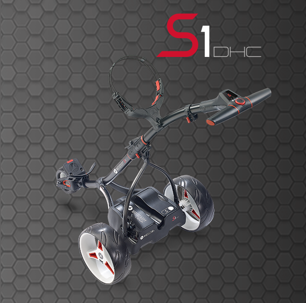Motocaddy S1 DHC
