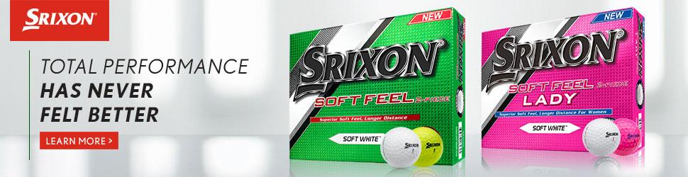 Srixon lead Banner