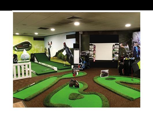 Crazy Golf Obstacles