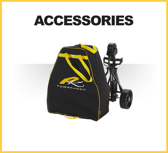 Powakaddy Accessories