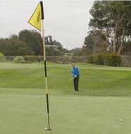 Callaway U.S. Open Golf Tips | Chip From a Buried Lie -Video