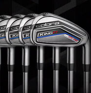 Cobra KING F7 One Length Irons | KING Only One -Video