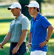 OG News: McIlroy to keep best mate as caddie in 2018