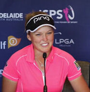 OnlineGolf News: Brooke Henderson prepares for her debut Down Under