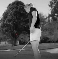 Nike Golf present the RZN Trick Shot- Video