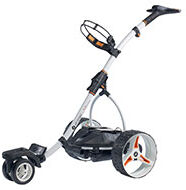 OnlineGolf News: Motocaddy S7 18 Hole Electric Trolley is ready to hit the greens