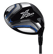 Review: Callaway Golf X Series 416 range